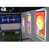 Quality Single Sided Photo Frame Light Box Acrylic Lightbox A2 High Brightness for sale