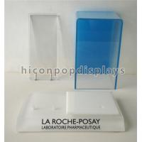 Quality Acrylic Custom Cosmetic Display Counter / Display Stand For Skin Care Products for sale