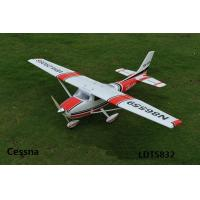 Quality 2.4G 6CH RC glider TS832 6ch Cessna rc giant scale rc airplane,Brushless motor R/C plane for sale