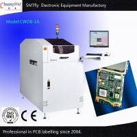 Automatic Cnc Laser Pcb Labeling Machine With High Precision