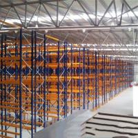 Quality High Selectivity Heavy Duty Pallet Racks Eco Friendly Pallet Storage Racking for sale