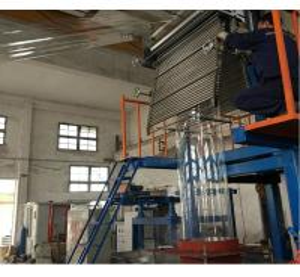 Quality Pvc Drink Label Printing PVC Film Blowing Machine High Durability SJ55×28-Sm1000 for sale
