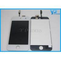 Quality White / Black 4th IPod Touch LCD Screen Digitizer Replacement for sale