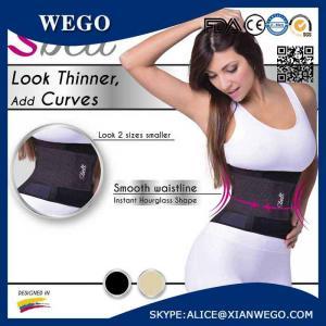 Quality chwhite S'BELT Breathable Waist Tummy Belt Sport Body Shaper Trainer Corset -Body Shaper for sale
