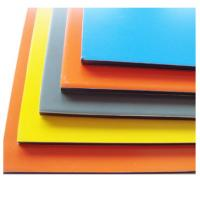 Quality ACP ACM Fireproof Aluminum Composite Panel With Thickness 0.25 - 4.0 mm for sale