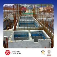 Quality Recyclable Architectural and High-efficiency Aluminium Peri Formwork For Concrete for sale