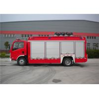 Quality Operating Warning Light Fire Truck for sale