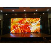 Quality Indoor LED Video Screens P3mm HD Fixed Installation Front Service Customized Size for sale