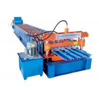 Quality Professional Sheet Metal Roll Forming Machines Dimensions L9.0 X W1.8 X H1.5 M for sale