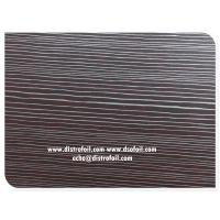 Quality Water Proof Woodgrain foil pvc for sale