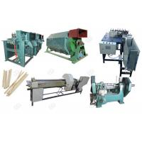 Quality Wooden Ice Cream Stick Making Machine Frequency Speed Domestic For Tongue Depressor for sale