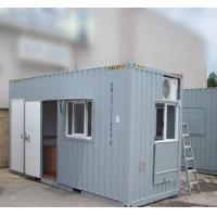 Quality prefab engineered metal buildings modified shipping container house for sale