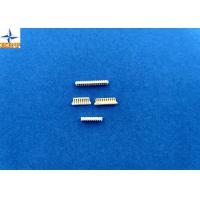 Quality AWG#32 Insulation Displacement Connector Single Row With Gold - Plated Material for sale