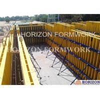 Quality Universal Assembled H20 Beam Wall Formwork for Shear Wall and Column for sale