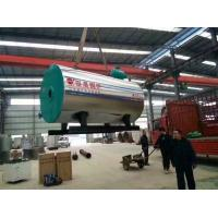 Quality Fire Tube Industrial Steam Boilers Energy Saving High Efficiency Oil Boiler for sale