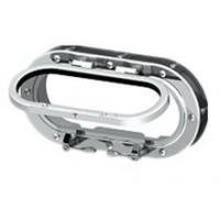 China Aluminum Oval Portlight Marine Porthole Windows with Frosted Glass on sale