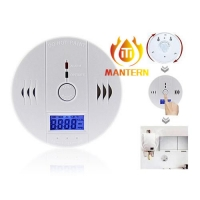Quality 4.5V AAA Battery Operated Carbon Monoxide Detector Alarm for Home Use for sale
