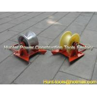 Quality Manhole Rollers and Guides Corner Rollers manufacture for sale