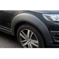 Quality AUDI Q7 Wide Wheel Arch Flares / Upgrade Car Wheel Arch Trims for sale