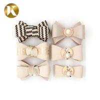 Quality Butterfly Fashion Shoe Buckles Special Cloth Material Beautiful For Women for sale