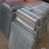 steel stair treads/steel drain grates/serrated grating/weber