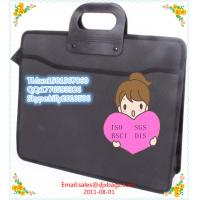 China 2015 PVC Leather Business Briefcase messenger Laptop Computer Bag on sale