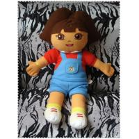 China Fashion Dora Explorer Cartoon Plush Toys Red Blue Brown 45cm Custom on sale