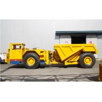 Buy cheap 12.5 CBM 4x4 New Underground Mining Dumper Truck from wholesalers