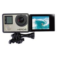 Quality 2'' Non-Touchable 3 in 1 DH Screen With Protective Frame And Screen Adapter For GoPro Hero 3+ 4 Camera for sale