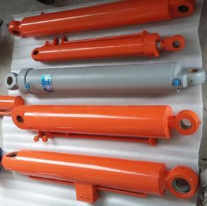 Quality Solid Waste Equipment Custom Built Hydraulic Cylinder 18 - 200mm Rod for sale