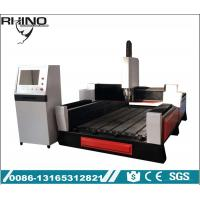 Quality Rotary Attachment 4 Axis CNC Router Machine For Marble / Granite / Glass for sale