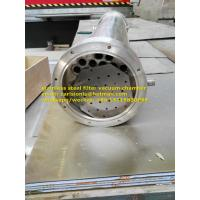 Quality stainless steel filter chamber / stainless steel vacuum filter chamber / water filter for sale