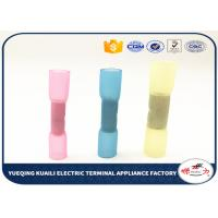 Quality AWG Wire electrical heat shrink butt connectors for protecting joints for sale