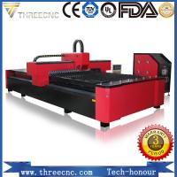Quality cheap carbon fiber laser cutting machine price for sale. TL1530-1000W THREECNC for sale