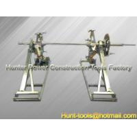 Quality Scissor lift drum stands from behind Cable Drum Lifting Jack for sale