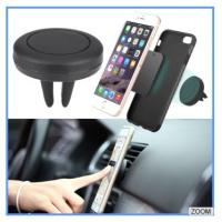 Quality Air Vent Car Mount Phone Holder Magnetic Rubber Lightweight For Watching Movies for sale
