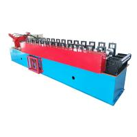 Buy CE Light Steel Keel Roll Forming Machine Gauge Steel Stud And Track Roll Forming at wholesale prices