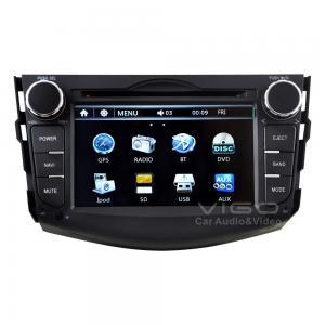 China Car Stereo For Toyota RAV4 Autoradio Toyota Sat Nav DVD RAV4 VTR7723 on sale