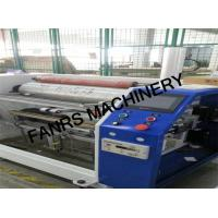 Quality Tension Control Non Woven Fabrics Film Rewinding Machine With Perforating Setting System for sale