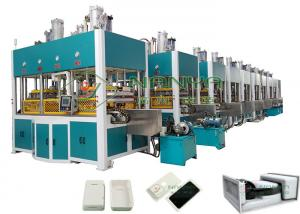 China Molded Pulp Mobile Phone Package Machine For Industrial Inner Package on sale
