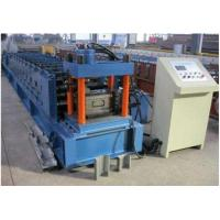 Quality Galvanized Metal Purlin Roll Forming Machine , Door Frame Roll Forming Machine for sale