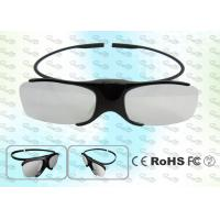 Quality Light weighted 3D TV IR Active Shutter Glasses GH1000 for sale