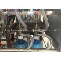 China 3 In 1 20 Liter Water Bottle Filling Machine Jar Washing Filling Capping on sale