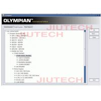 Quality Olypmian Vehicle Volvo Vocom Olympian Compass international edition for sale