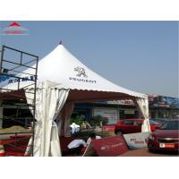 Buy cheap Custom Colorful Waterproof Gazebo Tent With PVC Fabric And Lighting System from wholesalers