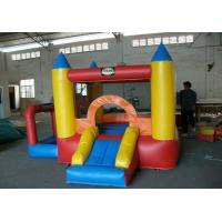 Quality Kids Outdoor Small Inflatable Commercial Bounce Houses / Bouncy Castles For Hire Or Rental for sale