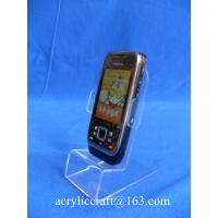 Quality Multi-color optional acrylic phone holder PMMA mobile phone holder for sale