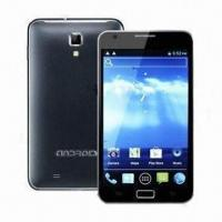 Quality 3G Phones with 5.0-inch WVGA Multi Touch Capacitive Screen for sale