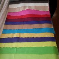 Quality cotton dyed fabric for bed sheet in hotel/hospital for sale