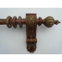 Quality Excellent curtain  poles&rods&accessories for sale